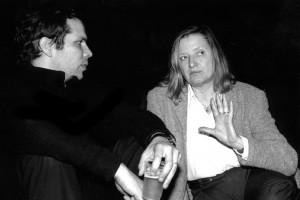 Achim Von Borries et Helma Sanders-Brahms