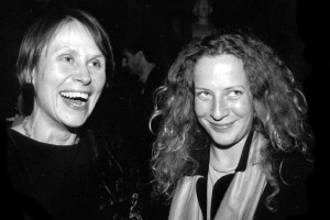 Anne et Anne-Cécile (équipe du festival)