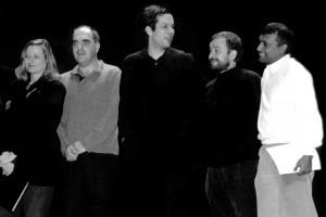 Helma Sanders-Brahms, Zaza Ourouchazde, Achim Von Borries, Salvadore Aguirre et Mahesh Matai