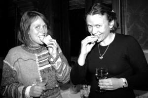 Anne et Sandrine (équipe festival)