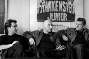 Gabriele Lorenzo, Marek Wieser, Hannes Stöhr