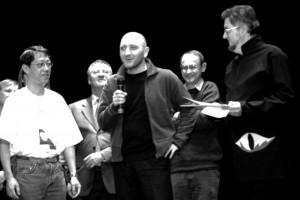 Marek Wieser - LE NOUVEAU PAYS, prix du jury lycéen et prix du public