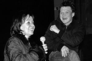 Joëlle Van Effenterre (monteuse) et Pierre Cotereau (directeur de la photo) - BRODEUSES, film d'ouverture