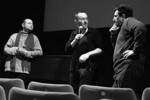 Serge Riaboukine et Christophe Blanc - UNE FEMME D'EXTÉRIEUR