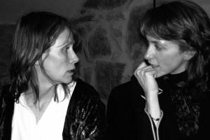Anne et Marion (équipe festival)