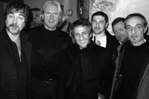 Olivier Marchal, Richard Anconina & co