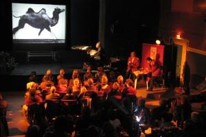 Animation spectacle « Les Ouvreurs » à La Presqu'ile