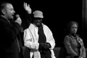 L'acteur Makena Diop et la productrice Sophie Salbot présentent RÊVES DE POUSSIÈRE, film d'ouverture