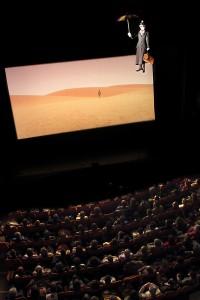 Au théâtre, rêves de poussières