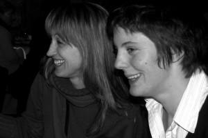 Marianne Ferrand et Louis Blachère