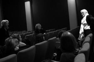 Jacqueline Courtet du Planning familial présente UNE AFFAIRE DE FEMMES