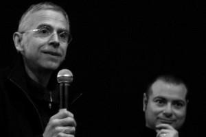Jérome Boivin, président du jury, présente son film BAXTER