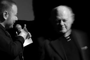 L'acteur Philippe Nahon (ELDORADO, SEUL CONTRE TOUS, VENDREDI OU UN AUTRE JOUR), coup de cœur du Festival, présente ELDORADO, film d'ouverture