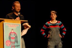 Miika Soini pour THOMAS (1er film en compétition - Finlande), prix spécial du jury et prix du jury lycéen