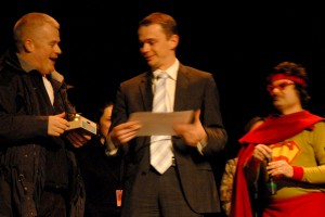 Macdara Vallely pour PEACEFIRE (1er film en compétition - Irlande), grand prix du jury