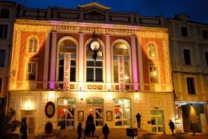Le Théâtre des Cordeliers aux couleurs du Festival