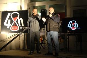 Vendredi 5 février, lancement officiel du marathon vidéo 48h tout court en présence de Brice Sodini et Brice Fournier