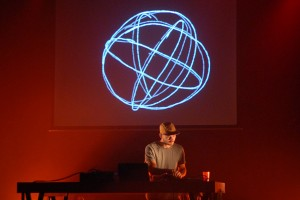 Samedi 6 février escale électro à la Presqu'ile/SMAC07 avec l'artiste Blutch