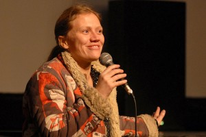 Mardi 9 février, Lucie Borleteau présente son film FIDÉLIO, L'ODYSSÉE D'ALICE