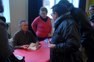 Mardi 9 février, journée Collège au Cinéma : séance dédicace avec Patrice Leconte