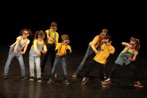 En amont de la séance d'Adama du mercredi 10 février : ateliers danse de la MJC
