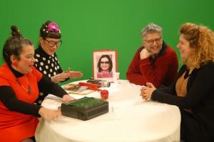 Mediapop : Baya Kasmi et Michel Leclerc sur le plateau Tela avec Garance et Laberlue
