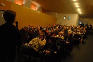 Vendredi 11 février séance à St-Julien-Molin-Molette avec l'équipe Cinémolette