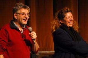 Dimanche 14 février, présentation du film LA VIE TRÈS PRIVÉE DE MONSIEUR SIM, réalisé par Michel Leclerc et co-scénarisé par Baya Kasmi