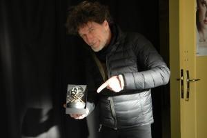 Le trophée signé Fred Altazin