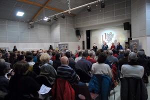 20 janvier : soirée publique de présentation