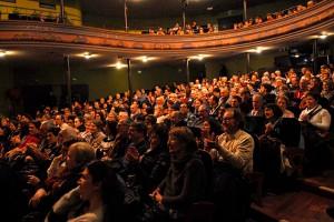 Soirée d'ouverture au Théâtre