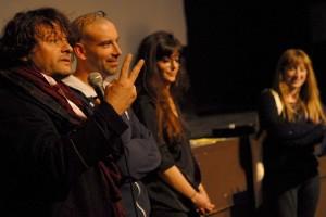 Soirée d'ouverture au Théâtre : présentation du 48h tout court par son parrain Gilles Porte