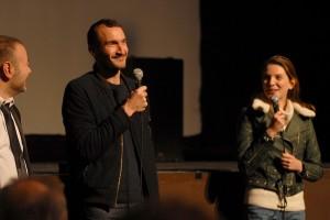 """IRRÉPROCHABLE, en présence de son réalisateur Sébastien Marnier et de la comédienne Joséphine Japy, invitée """"Nouveaux Talents"""""""