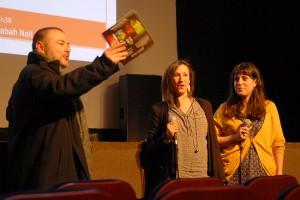 Présentation du court-métrage lauréat du C.L.A.C., L'INVITÉE, en présence de ses réalisatrices Aurélie Kavafian et Sophie Levain