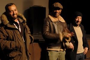 En avant-première : LES DERNIERS PARISIENS, présenté par ses réalisateurs Hamé et Ekoué, et le comédien Slimane Dazi