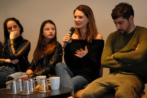 Noémie Merlant, Luna Lou, Joséphine Japy, Sébastien Houbani