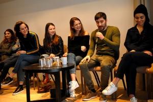 Manal Issa, Noémie Merlant, Luna Lou, Joséphine Japy, Sébastien Houbani, Lina El Arabi
