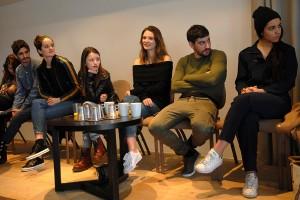 Hamza Meziani, Noémie Merlant, Luna Lou, Joséphine Japy, Sébastien Houbani, Lina El Arabi