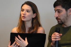 Joséphine Japy, Sébastien Houbani