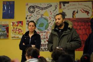 """Dispositif """"Mon premier film"""" : rencontre des classes de cycle 3 avec Hamé, rappeur-réalisateur"""