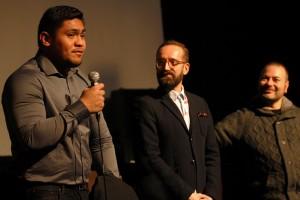 MERCENAIRE, en présence du comédien Toki Pilioko et de David Meadeb, coordinateur artistique d'Emergence