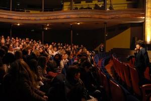 Séance spéciale Collège au Cinéma : LA COUR DE BABEL, échange avec la monteuse Josiane Zardoya
