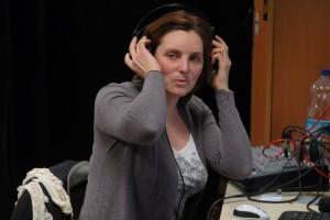 Josiane Zardoya, invitée de la journée Collège au Cinéma, au micro de Radio d'ici et devant les caméras de Télà