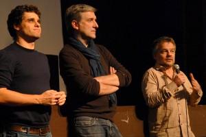 En avant-première, GRAND FROID, en présence d'Arthur Dupont, Joël Egloff et Gérard Pautonnier