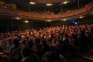 DANS LES FORÊTS DE SIBÉRIE, le film du président du jury Safy Nebbou, séance de présentation officielle des membres du jury