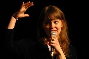 PROBLEMSKI HOTEL, en présence de la comédienne Evgénia Brendes