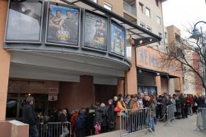 Les dernières séances au cinéma Les Nacelles...