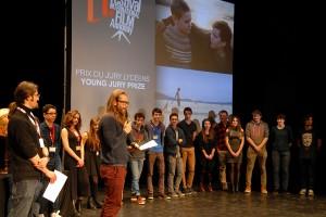 Soirée de remise des prix : HEARTSTONE et THE OPEN ex-aequo pour le prix du jury des lycéens