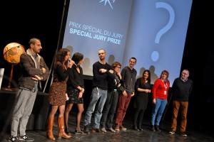 Soirée de remise des prix : le prix spécial du jury est...