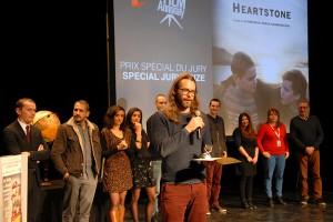 Soirée de remise des prix : HEARTSTONE, prix spécial du jury